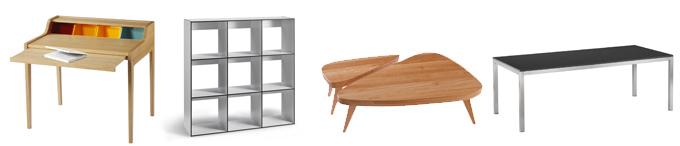 Produkte der Hansen Family und Hans Hansen