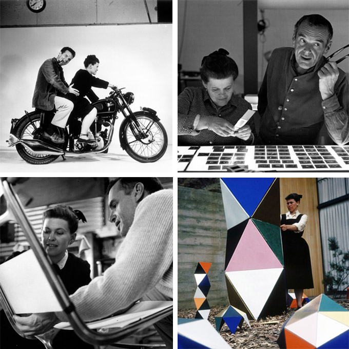 Kinofilm: Eames - The Architect and the Painter