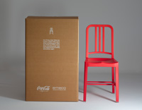 emeco - Coca Cola Navy Chair