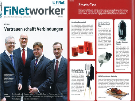 "Finetworker, A/M/J 2012, S.58, ""Shopping-Tipps"""