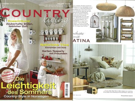 Country living 03/2012