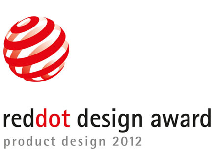Red dot design award 2012 im wohndesign shop for Wohndesign 2012