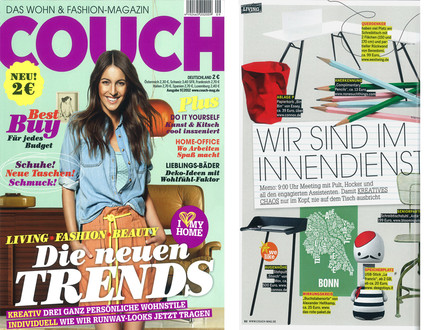 Presse Couch Nr. 9 / 2012