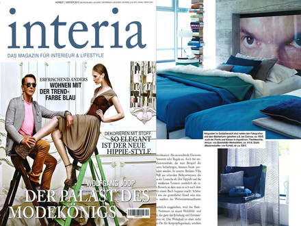 Presse Interia Herbst/Winter 2012