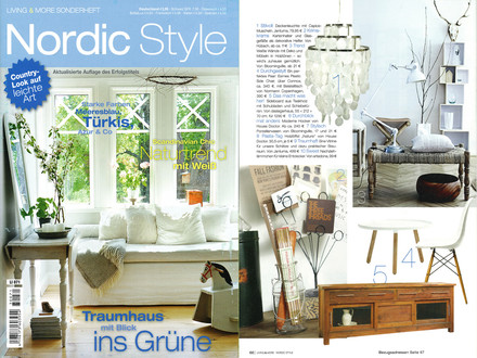Presse Living and More Sonderheft 2013 Nordic Style
