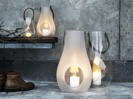 Holmegaard - Design with light Laterne
