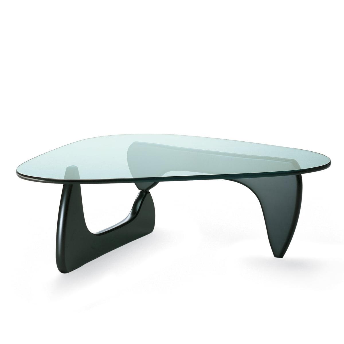 Vitra - Noguchi Coffee Table schwarz | Wohnzimmer > Tische > Beistelltische | Vitra