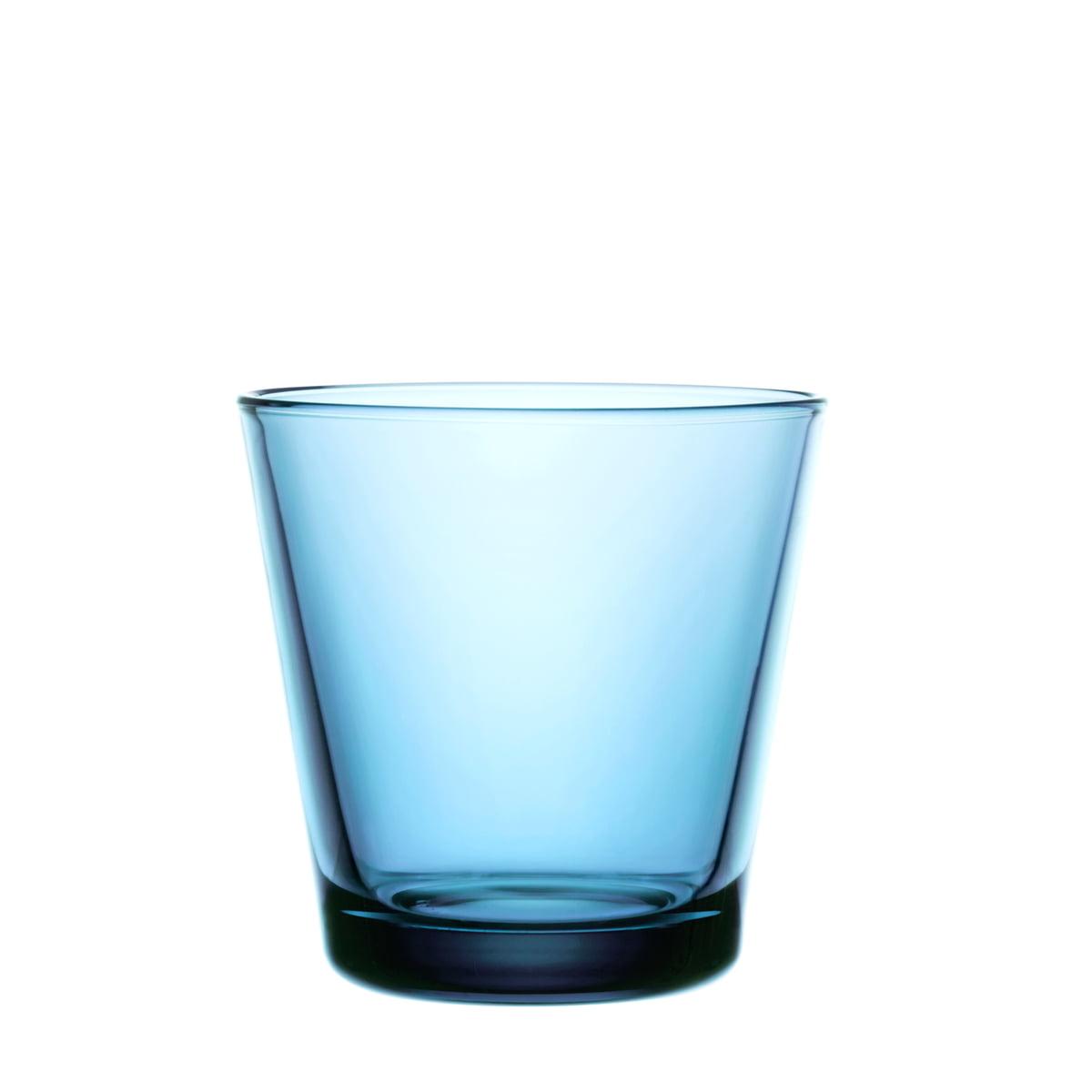 Iittala - Kartio Trinkglas 21 cl, hellblau | Küche und Esszimmer > Besteck und Geschirr > Gläser | Iittala