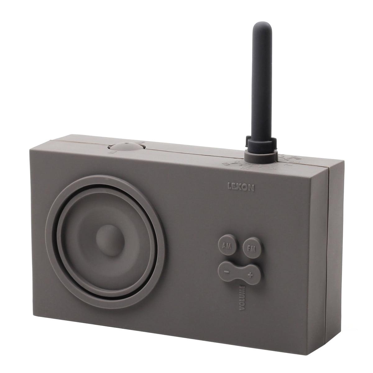 Lexon - Tykho Radio AM/FM, grau