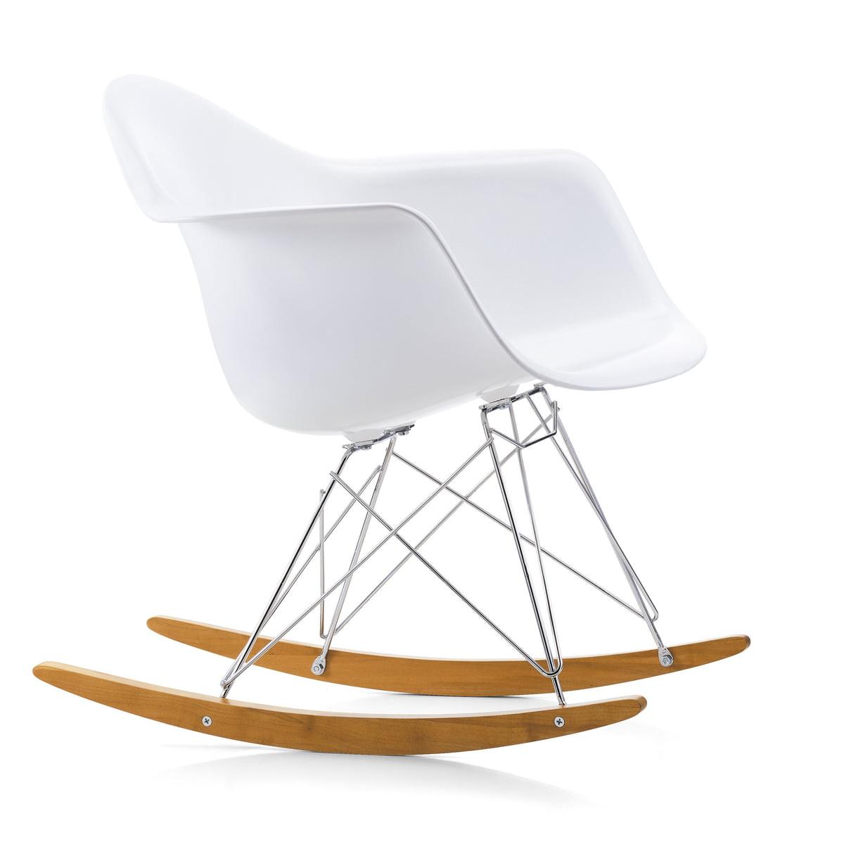 Eames rar schaukelstuhl von vitra connox shop - Charles eames schaukelstuhl ...