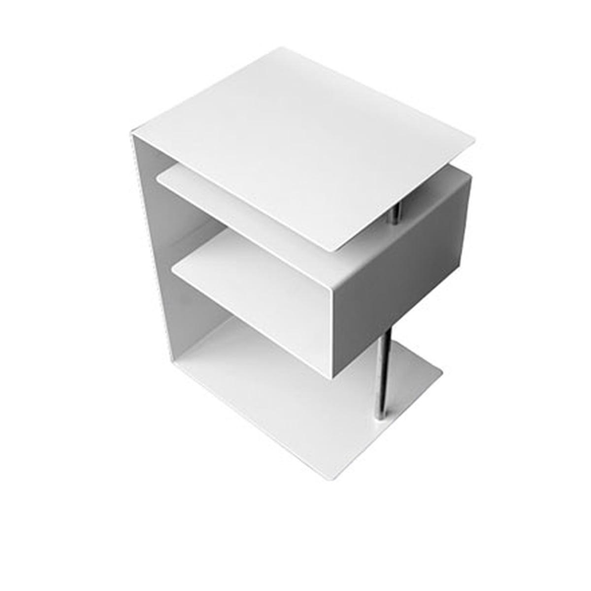 x-centric Tisch, weiß