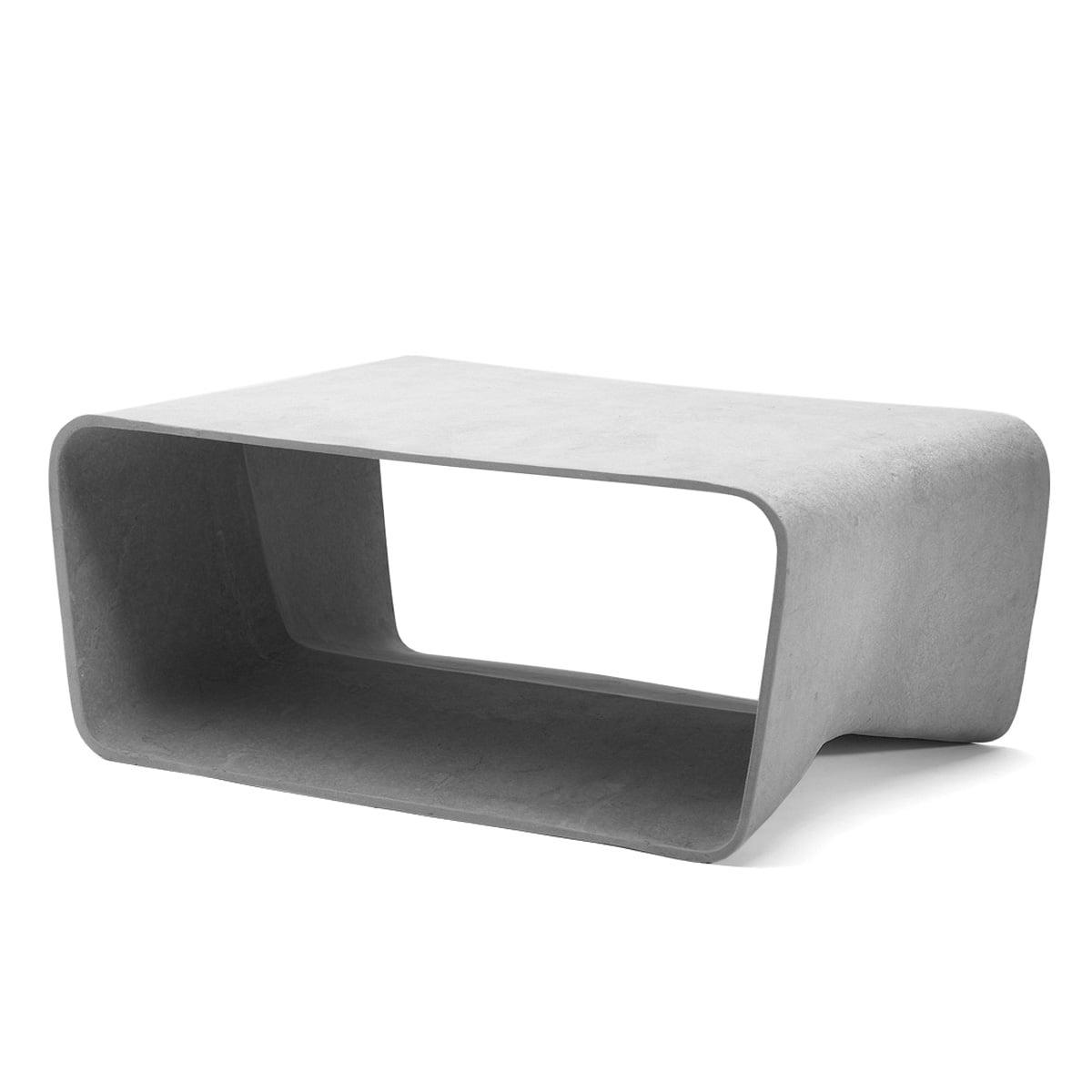 Eternit - Ecal Tisch, grau