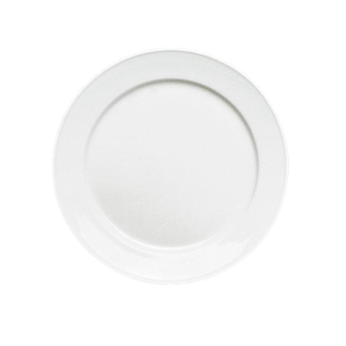 Wagenfeld - Frühstücksteller Ø 21 cm, weiß