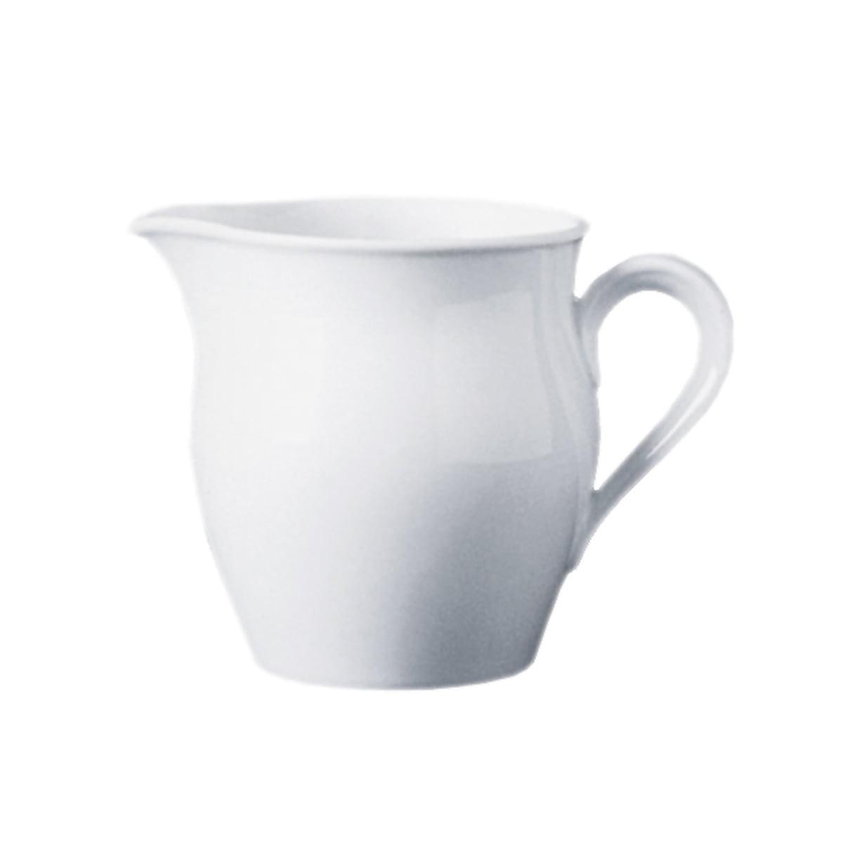 Wagenfeld - Milchkännchen, weiß