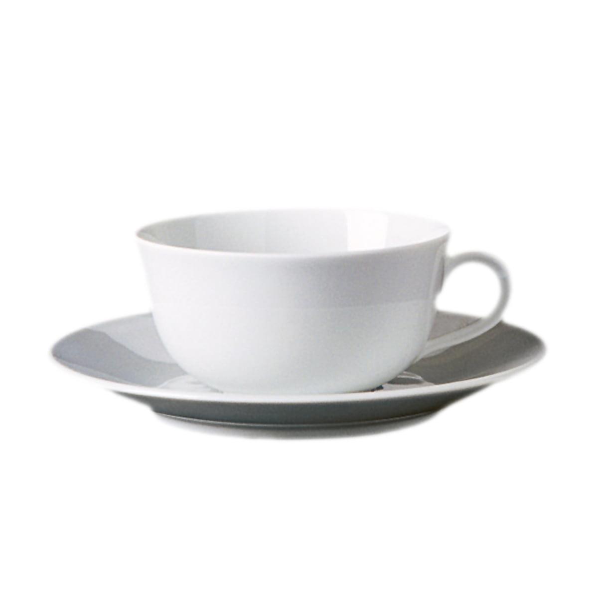 Wagenfeld - Teetasse 2-tlg., weiß