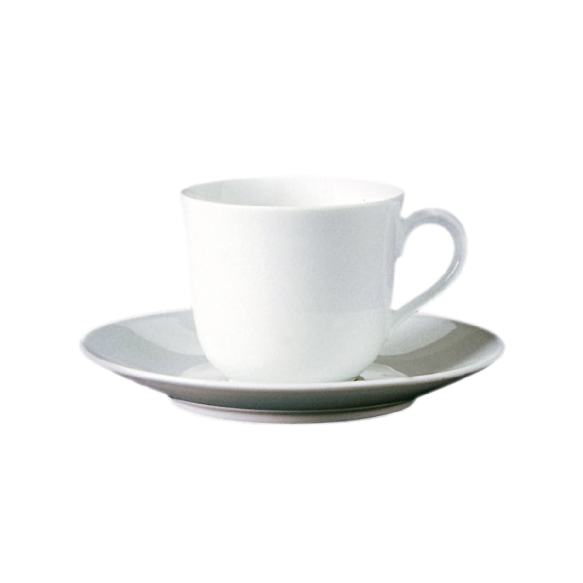 Wagenfeld - Espressotasse 2-tlg., weiß