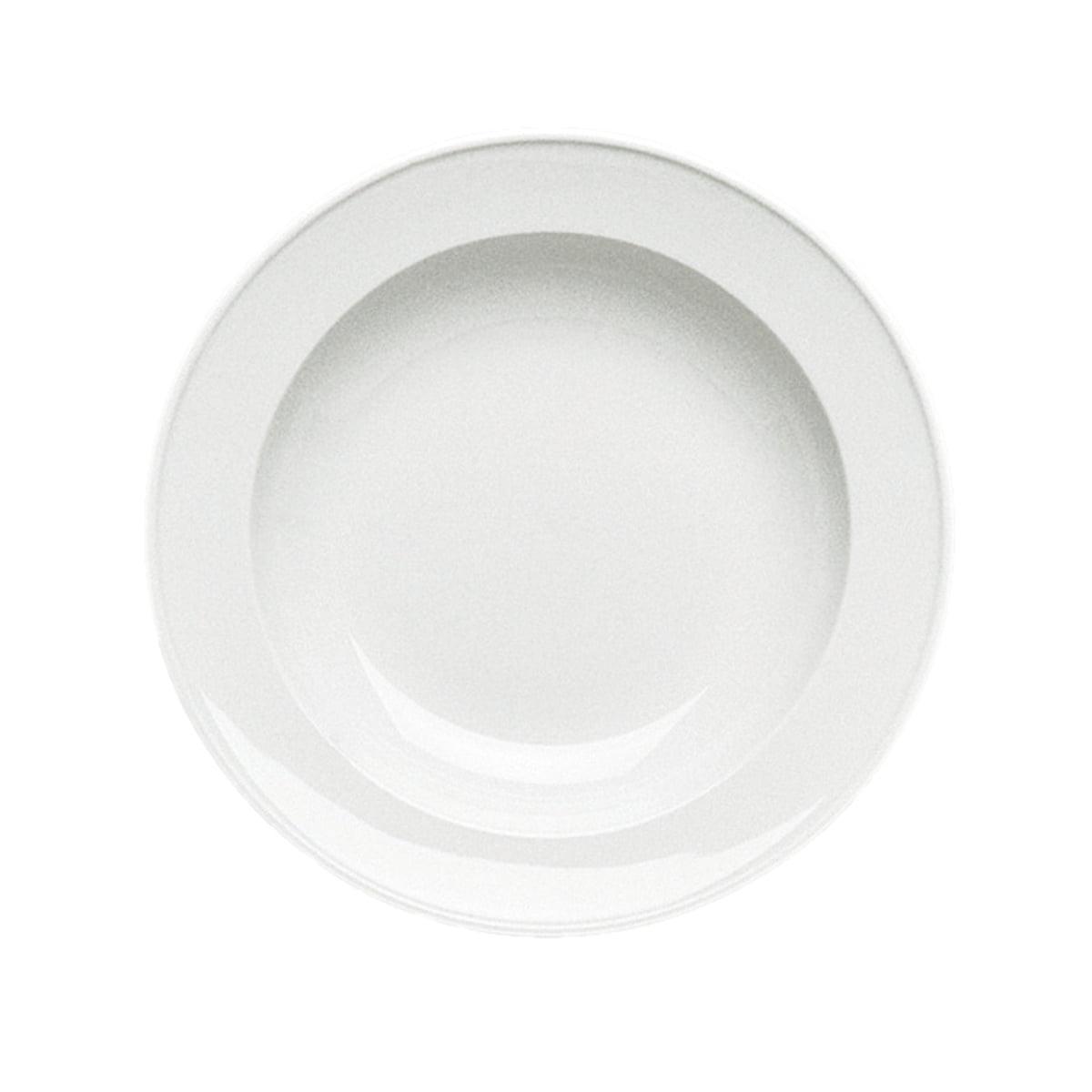 Wagenfeld - Suppenteller Ø 23 cm, weiß