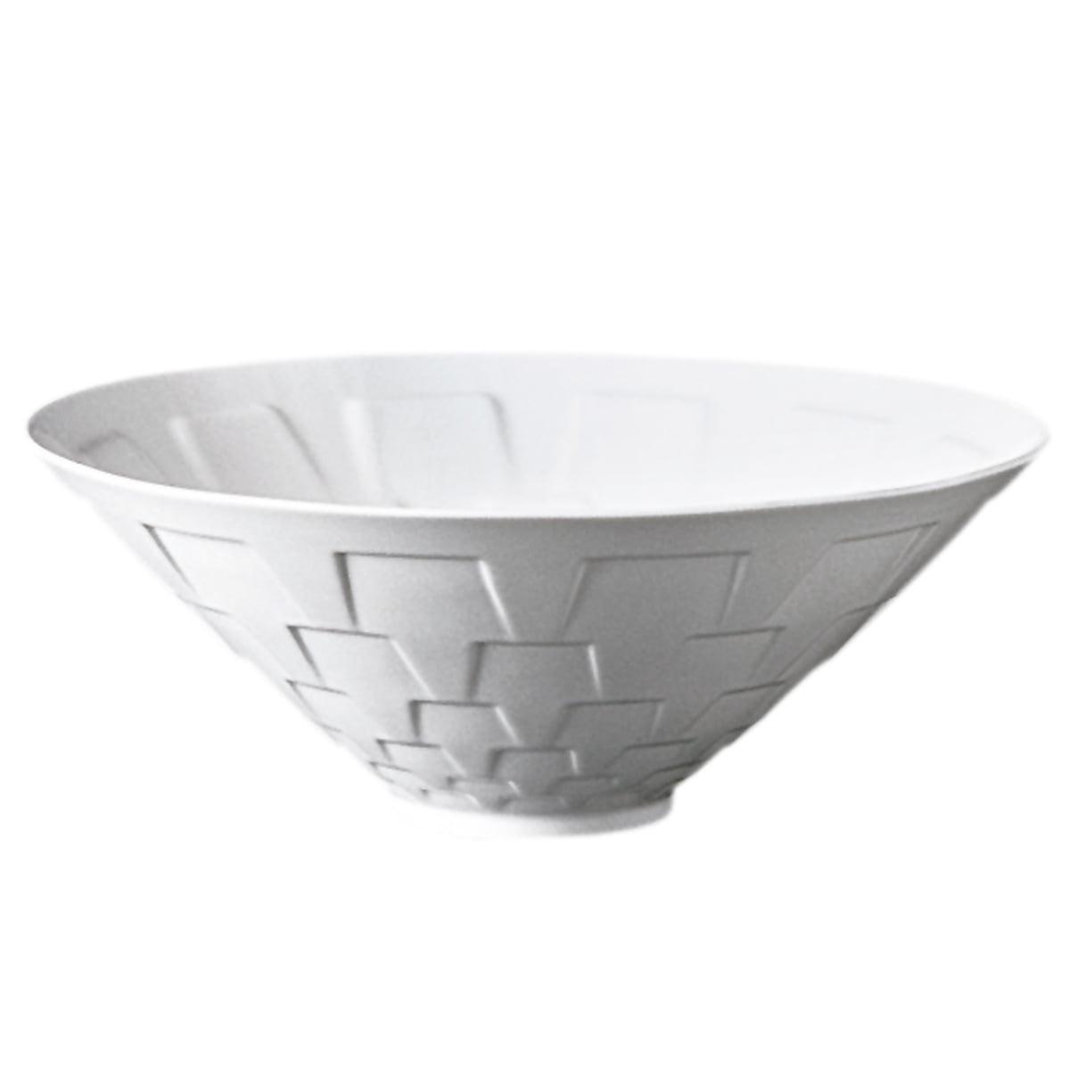 Wagenfeld - Schale Ø 26 cm, weiß