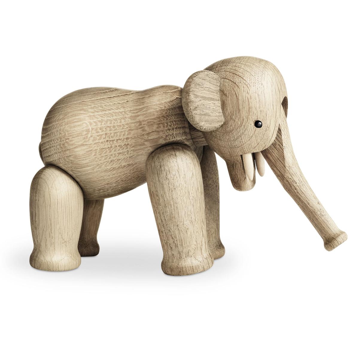 holz elefant von kay bojesen connox shop