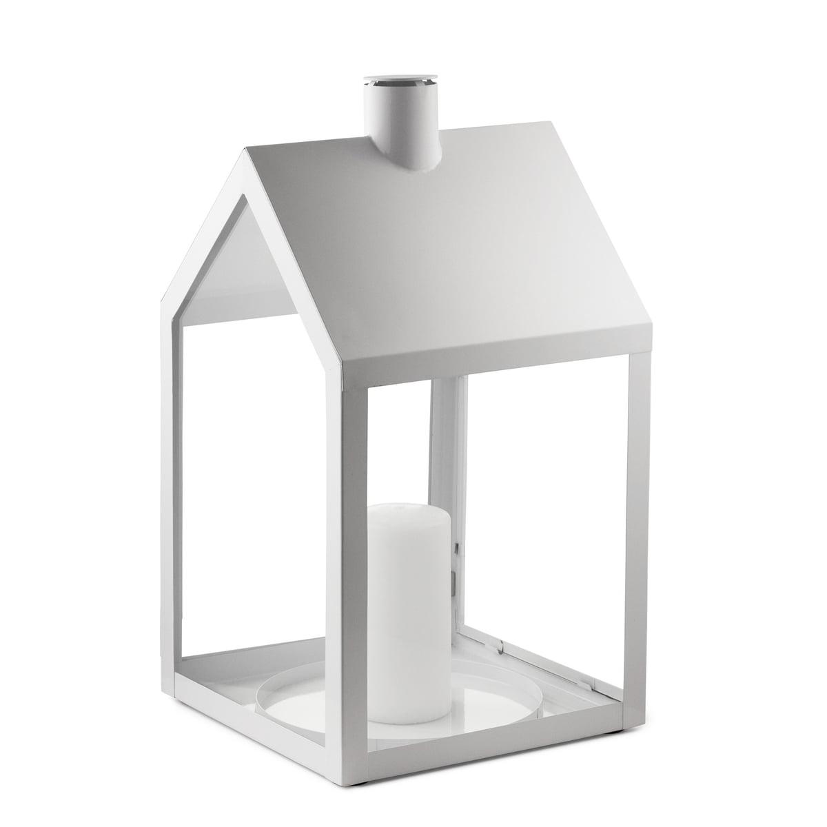 Normann Copenhagen - Light House Windlicht, weiß