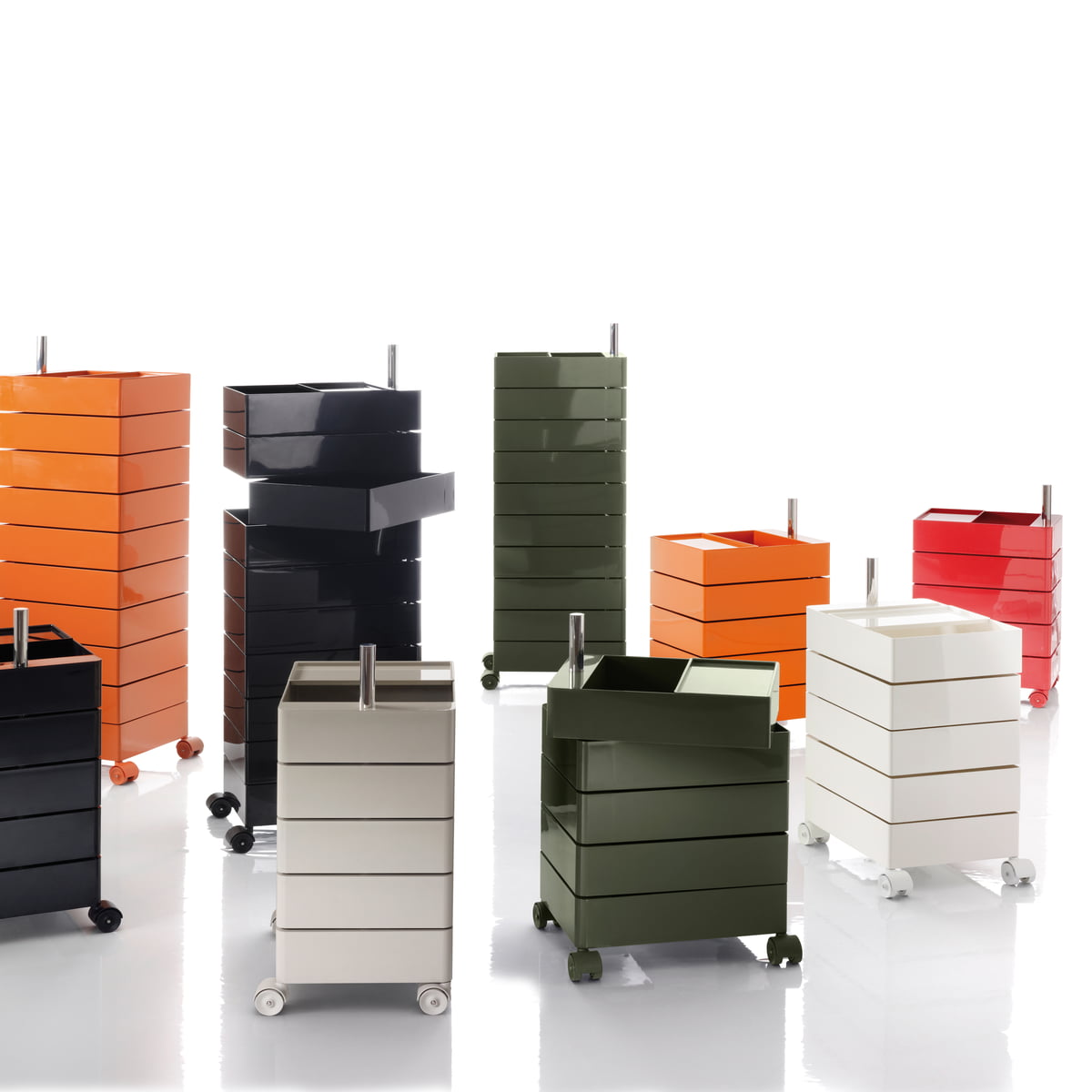 Magis   360° Container   Gruppe 2