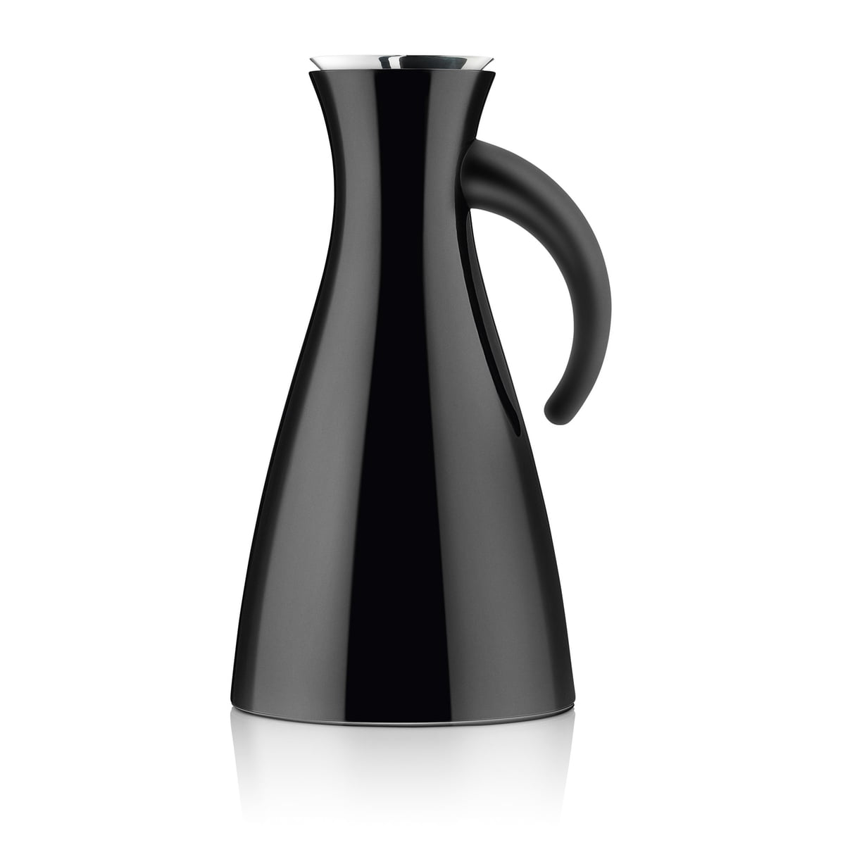 Eva Solo - Kaffee-Isolierkanne, schwarz