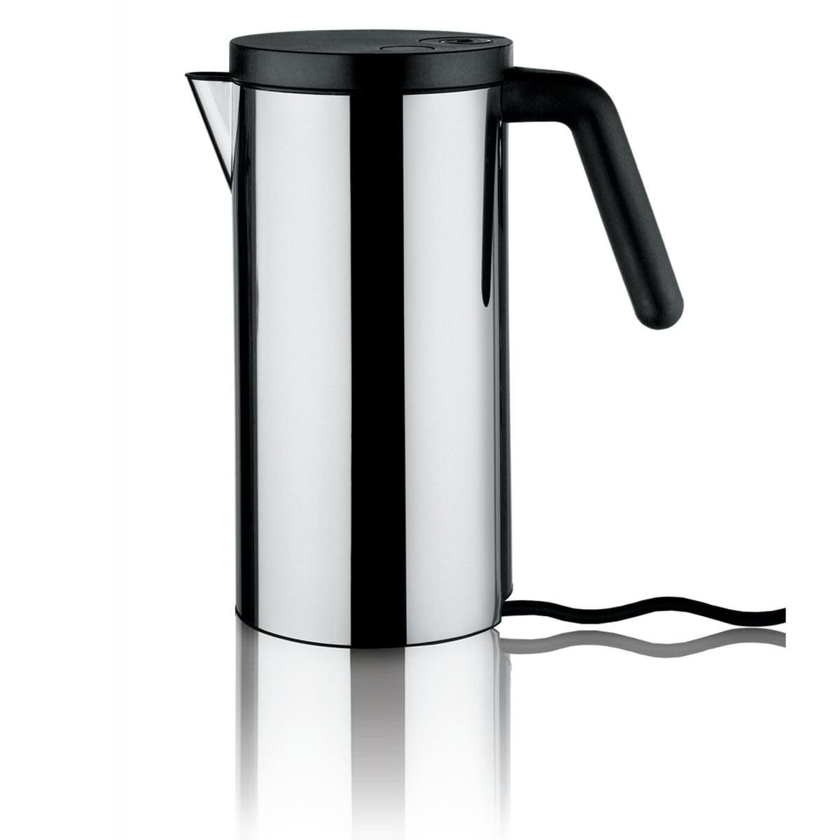 Hot.it elektrischer Wasserkocher, 1.4 l, schwarz