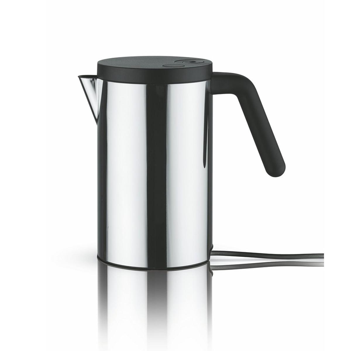 Hot.it elektrischer Wasserkocher, 0.8 l, schwarz