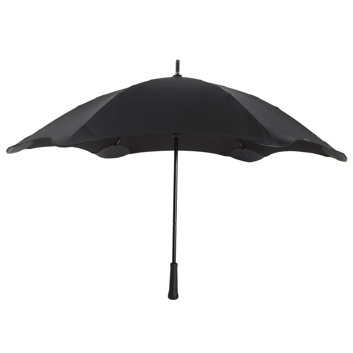 Regenschirm, schwarz