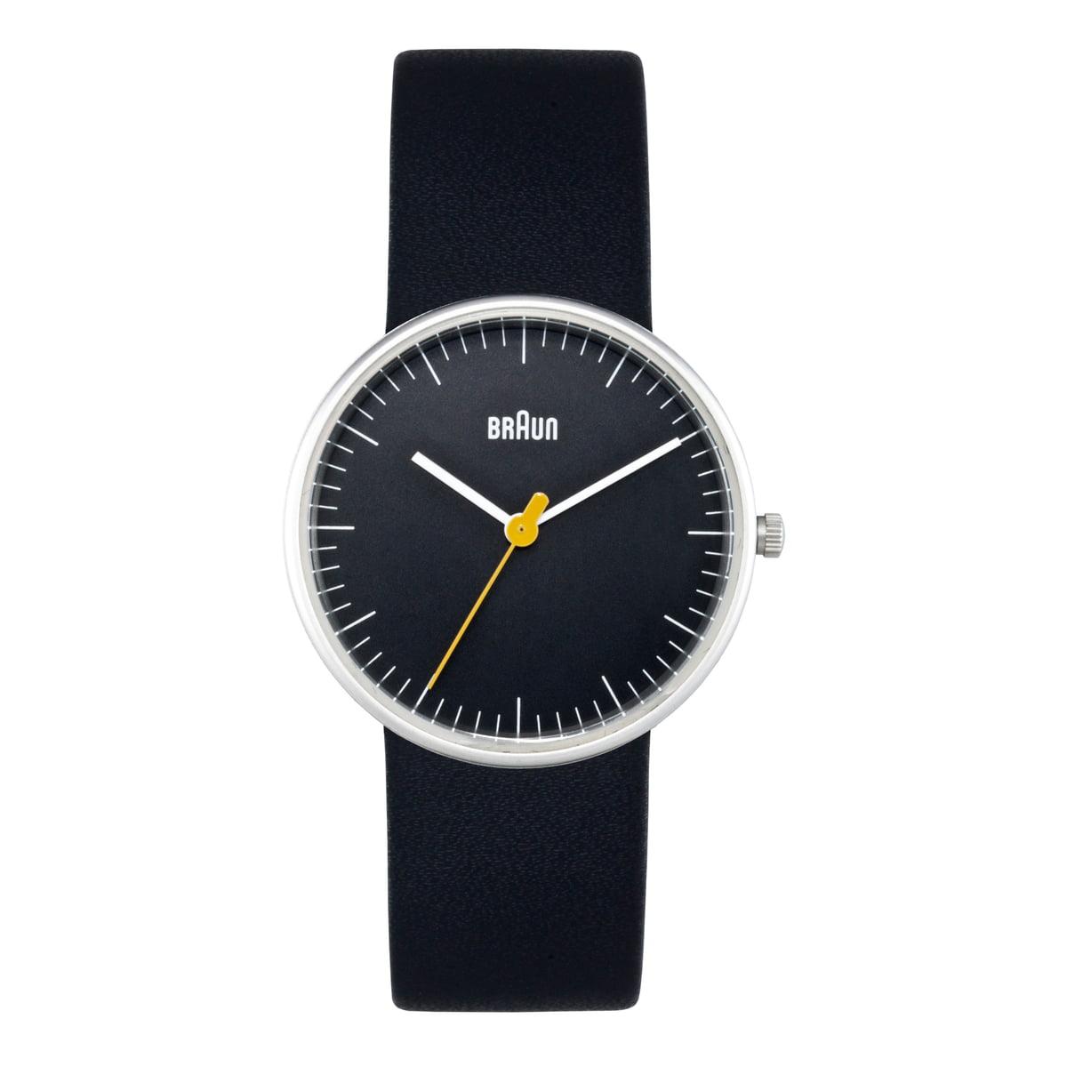 Quarz-Damenarmbanduhr BN0021, schwarz