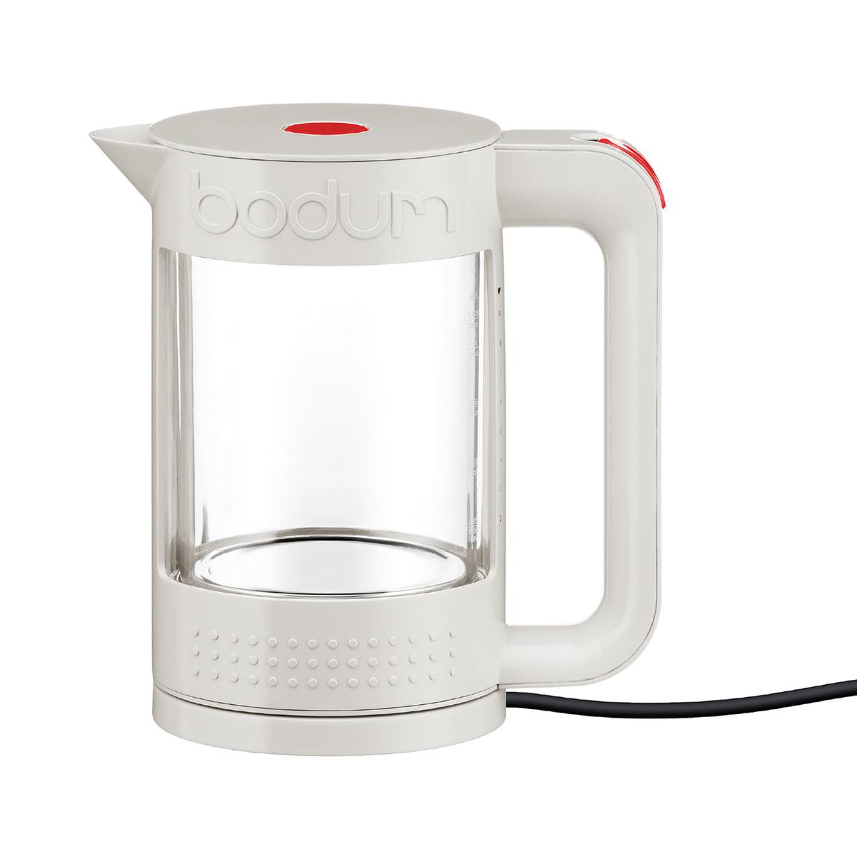 Bodum Bistro Elektrischer Wasserkocher 1,1 l | {Wasserkocher 51}
