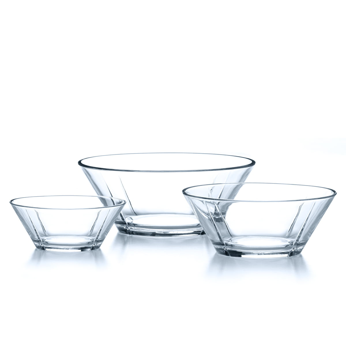 Grand Cru Glasschalen-Set, 3 tlg.