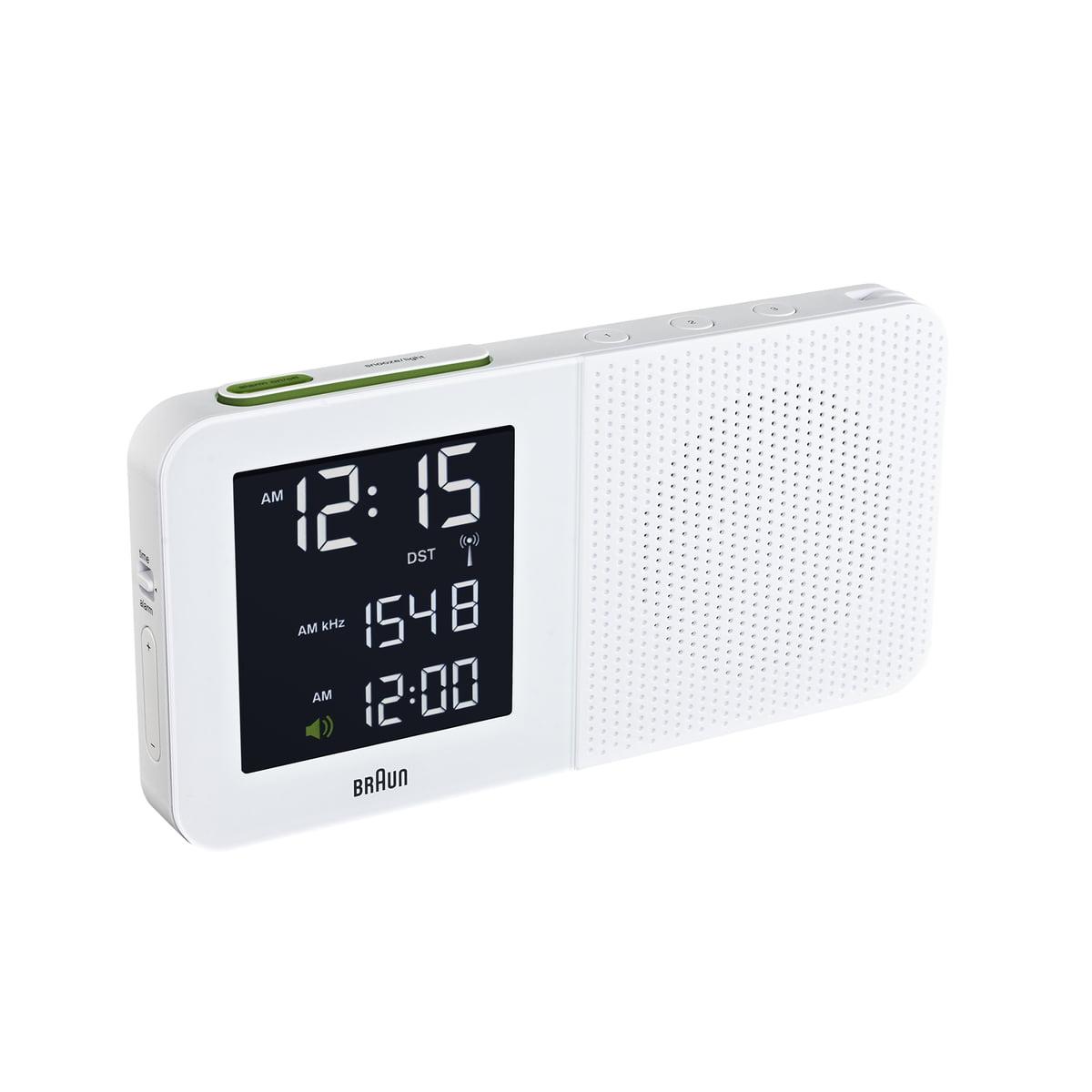 Digitaler Radiowecker BNC010, weiß