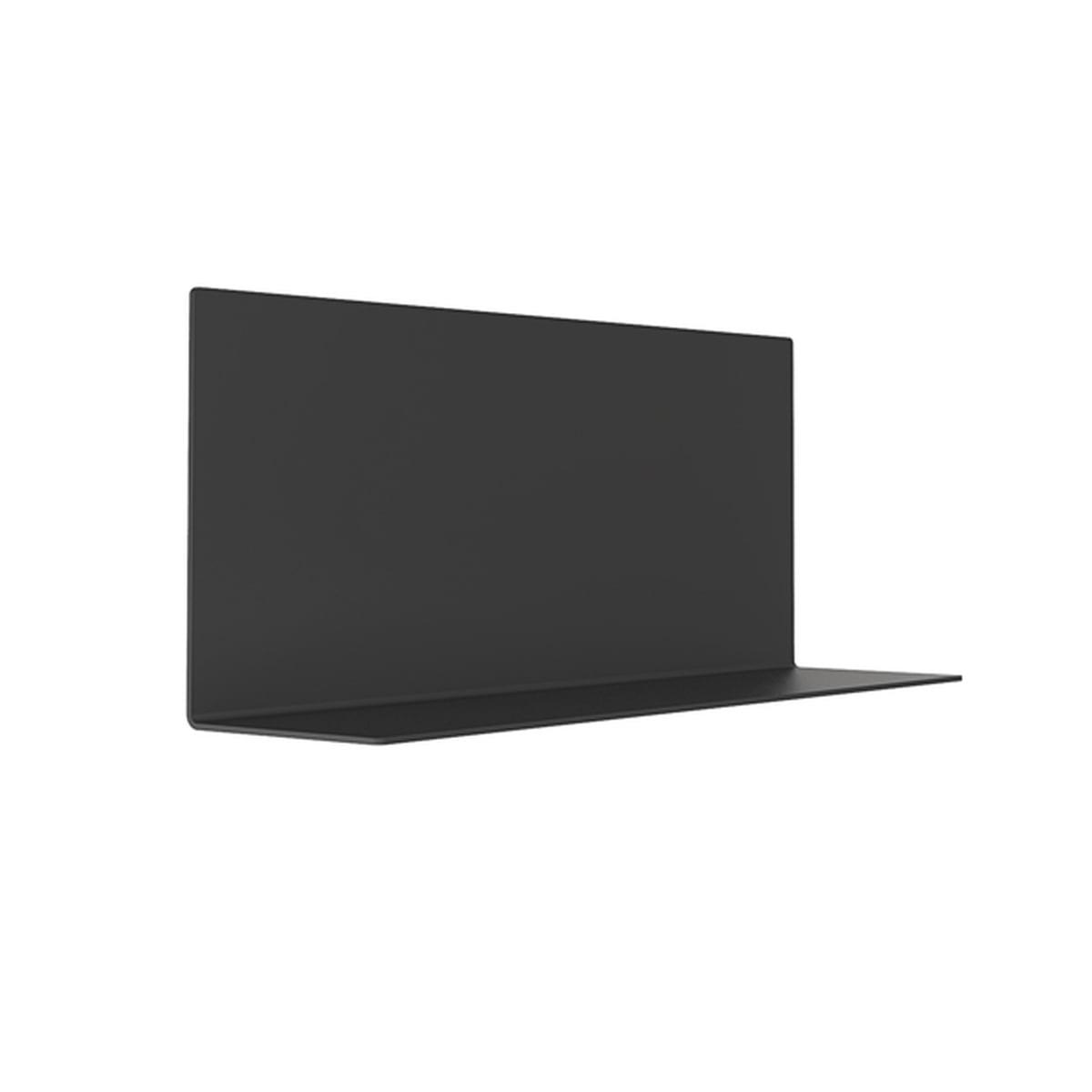 FROST - Unu Regalsystem, 250 x 600 x 150, schwarz | Wohnzimmer > Regale > Regalsysteme | Frost