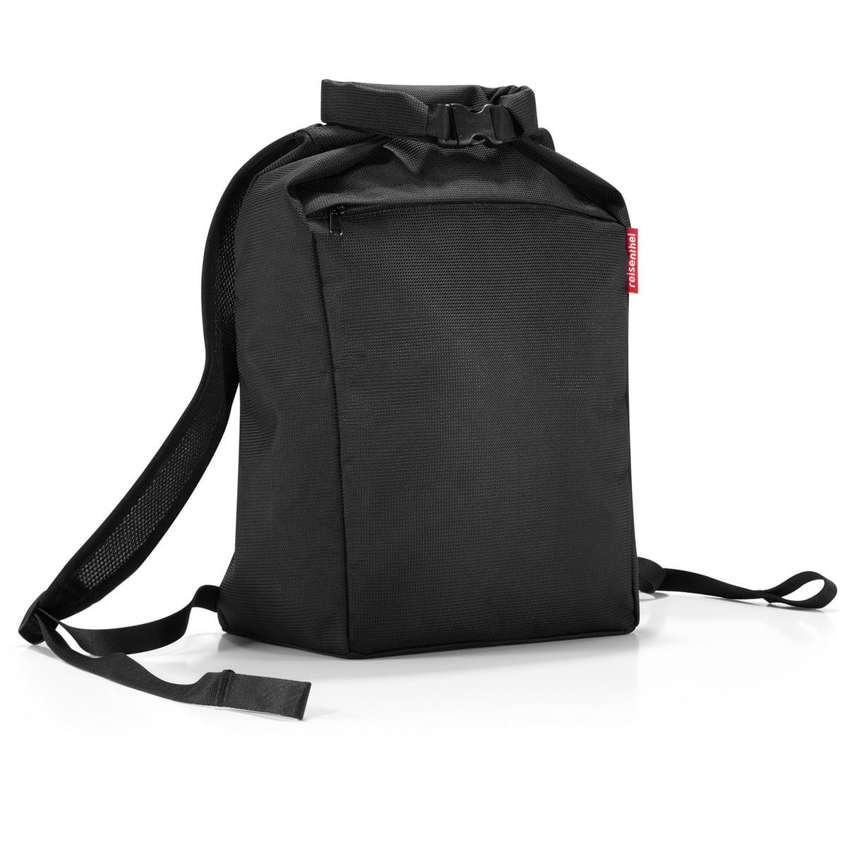 reisenthel - rucksack, schwarz