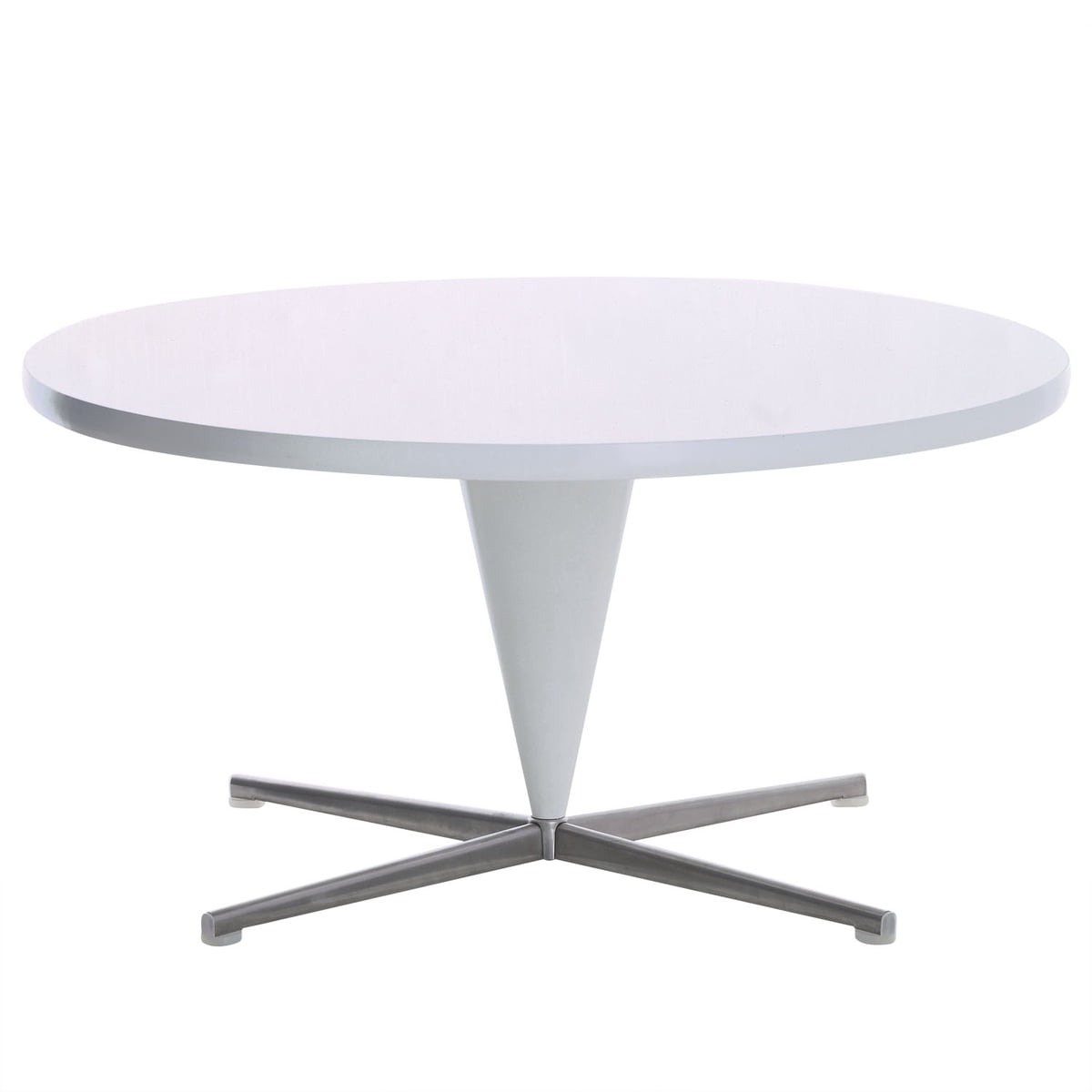 Cone Table, weiß