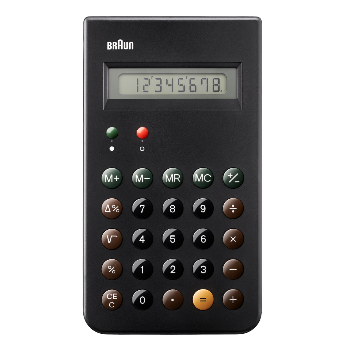 Taschenrechner BNE001BK, schwarz