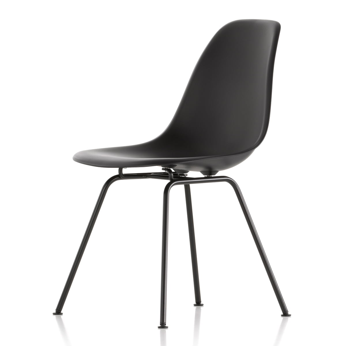 eames plastic side chair dsx von vitra. Black Bedroom Furniture Sets. Home Design Ideas