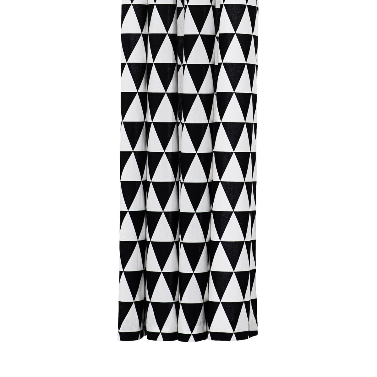Triangle Duschvorhang