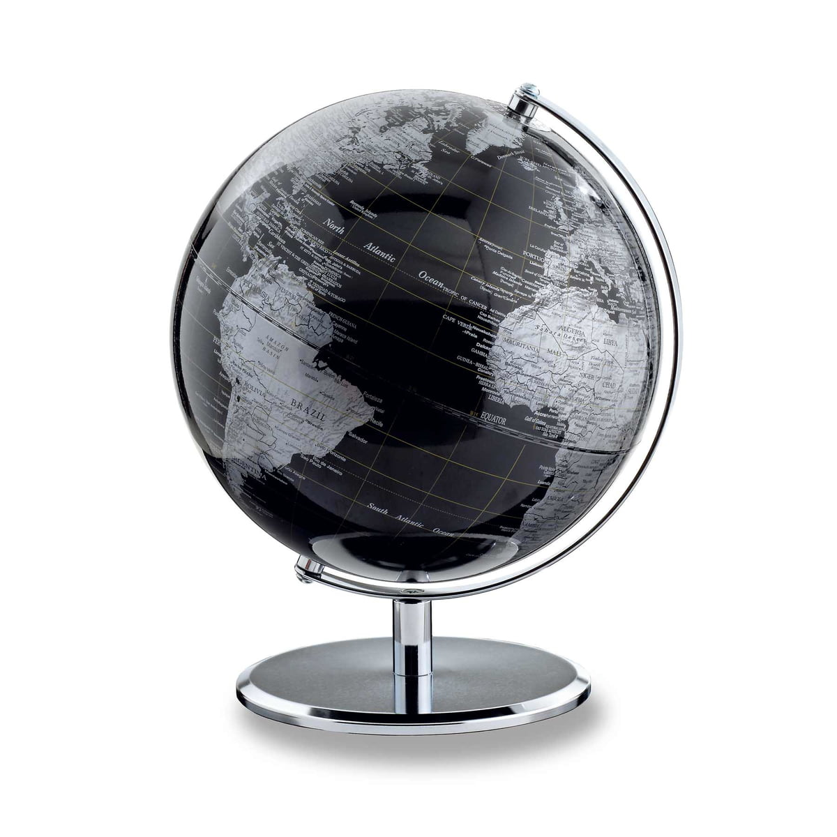 Darkchrome Globus