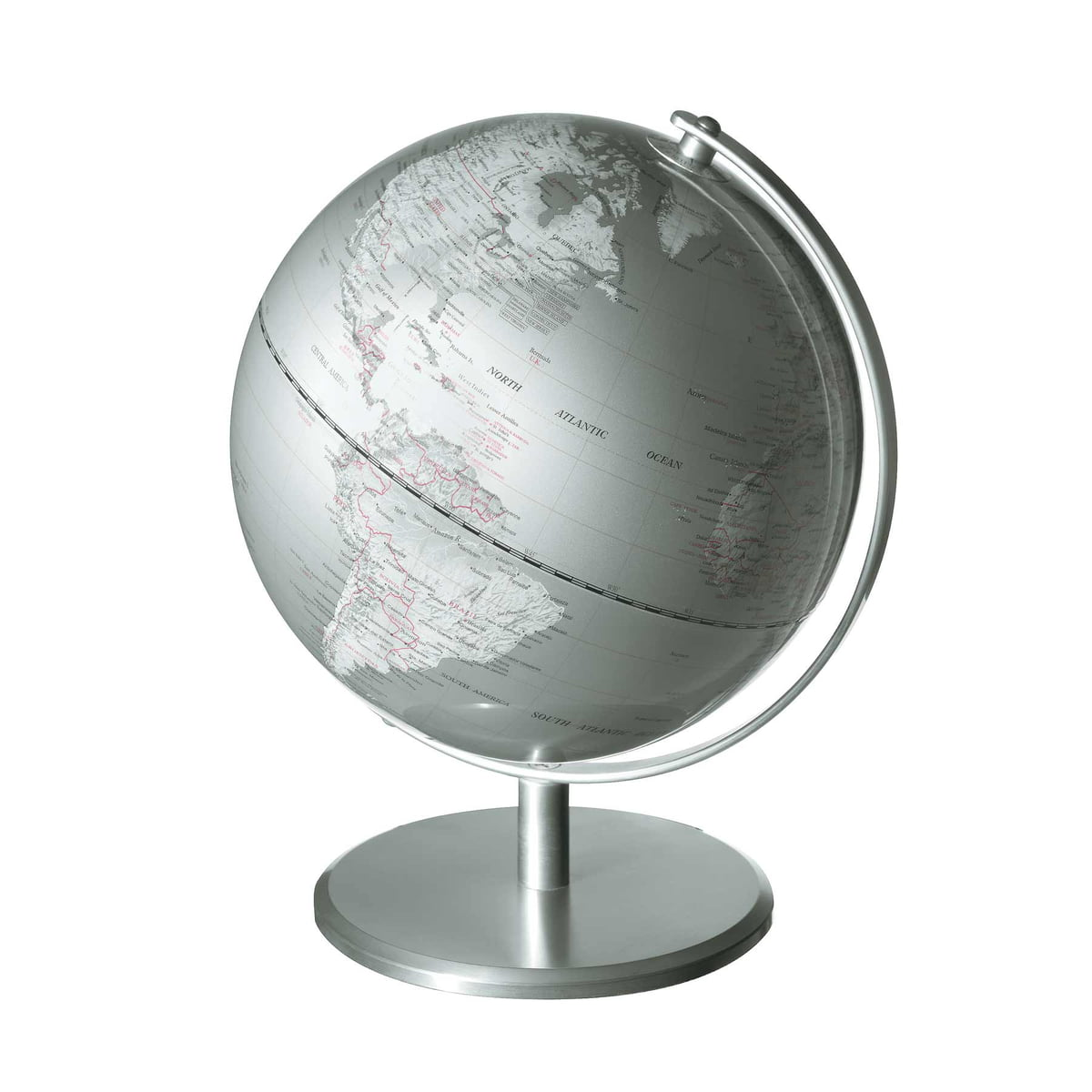 Silverplanet Globus