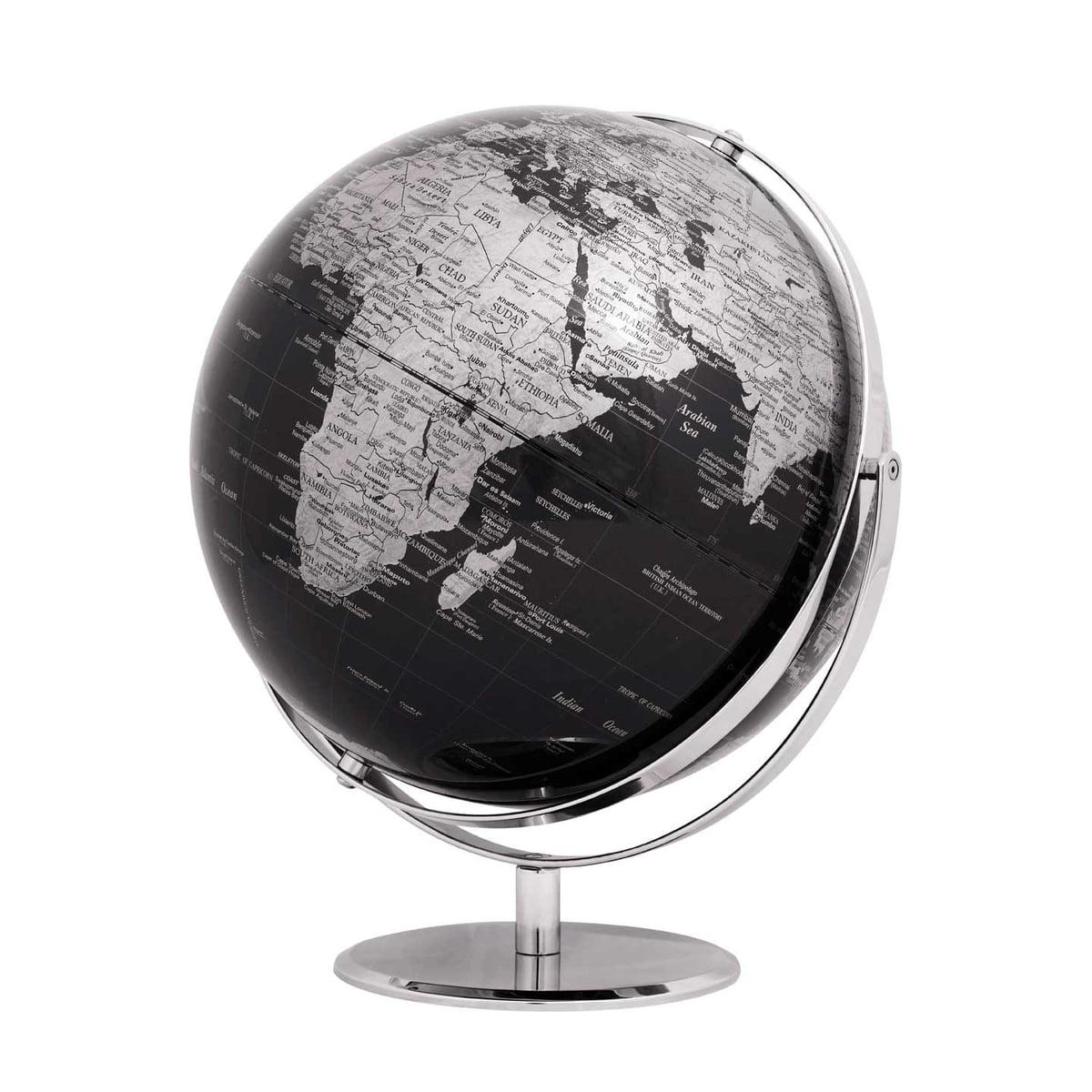 Juri Globus, schwarz
