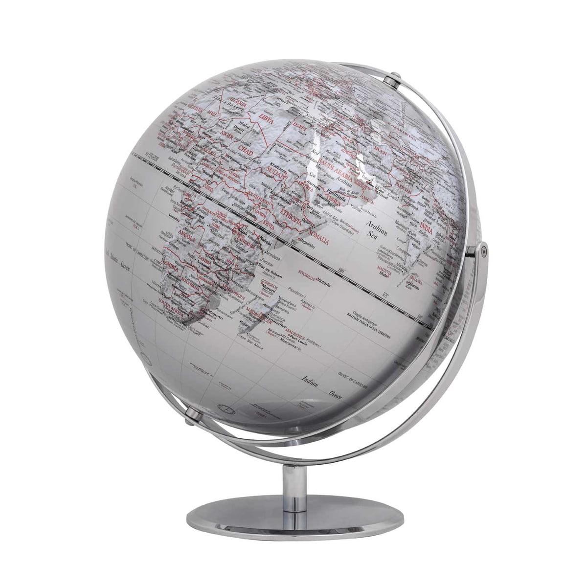 Juri Globus, silber