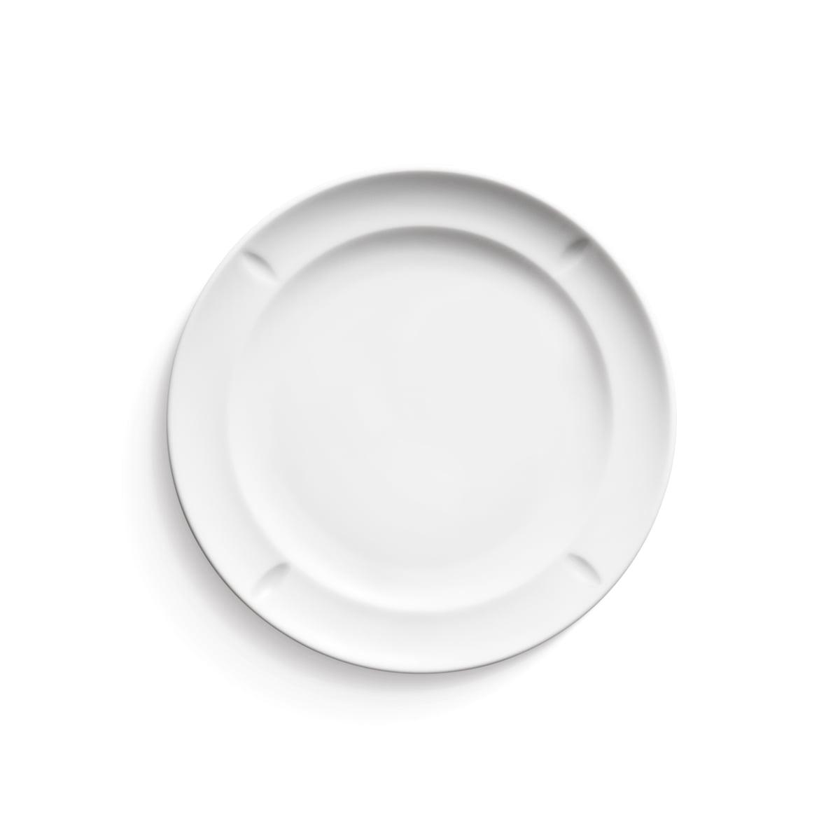 Rosendahl - Grand Cru Soft Teller, 19 cm, weiß