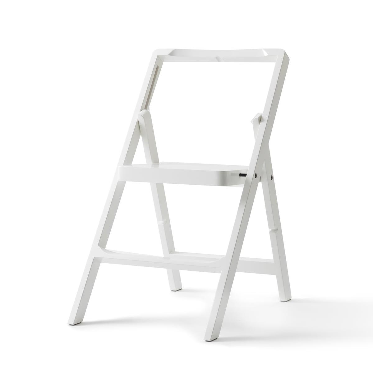 Klappstuhl design  Step Mini Trittleiter und Klappstuhl Design