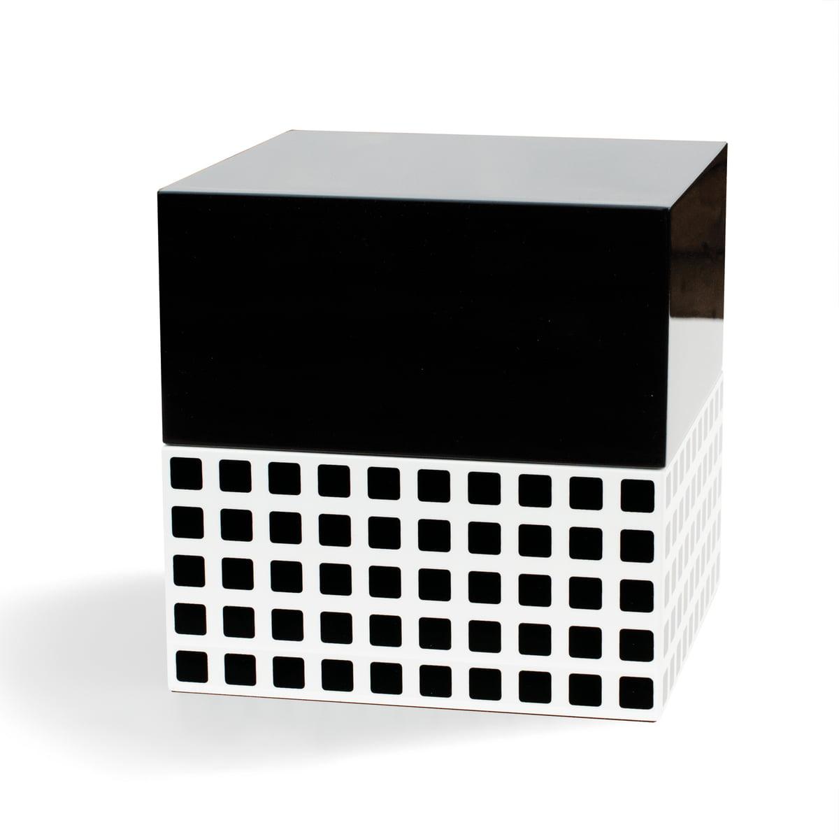 JewelCubes Schmuckbox, Piazza Black