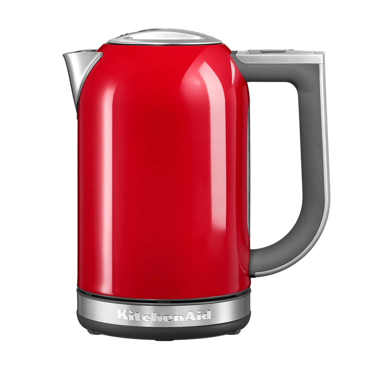 KitchenAid - Wasserkocher 1,7 l (5KEK1722), empire rot | Küche und Esszimmer > Küchengeräte > Wasserkocher | Kitchen Aid