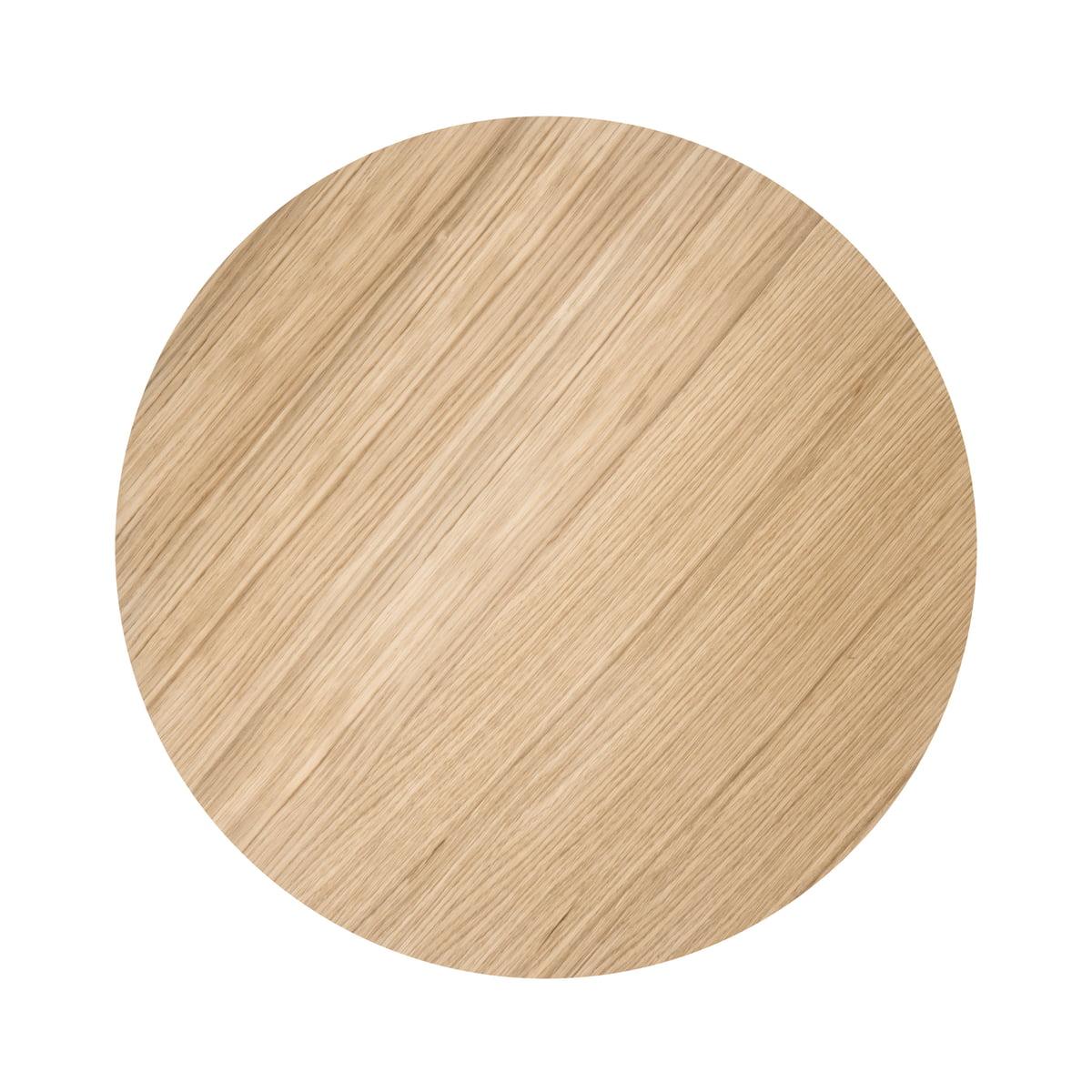 Wire Basket Top Medium, oiled oak