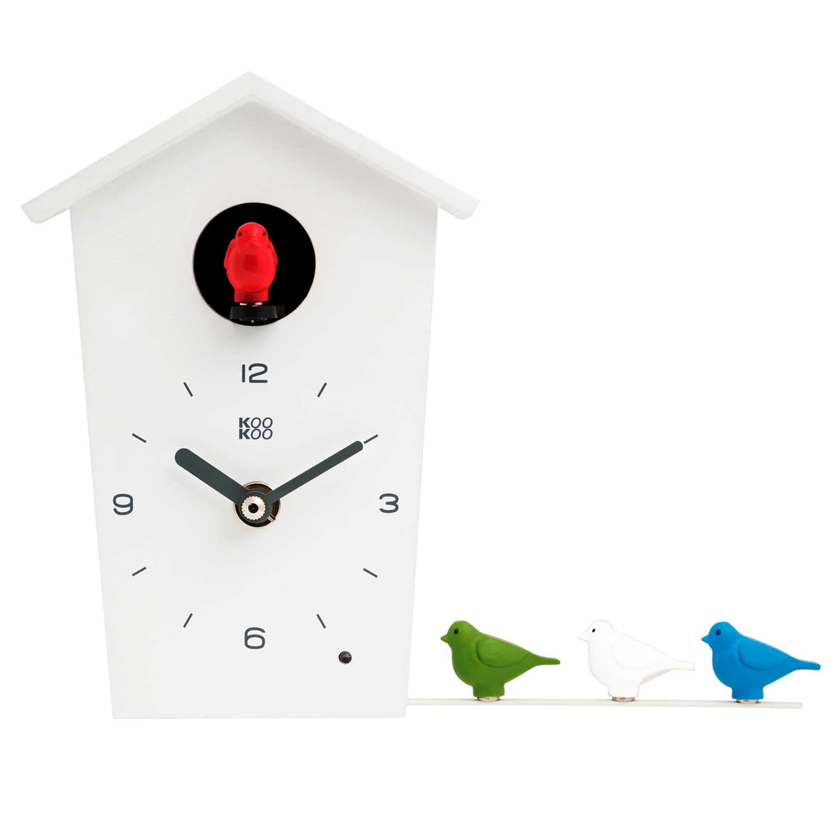 bird house mini von kookoo im design shop. Black Bedroom Furniture Sets. Home Design Ideas
