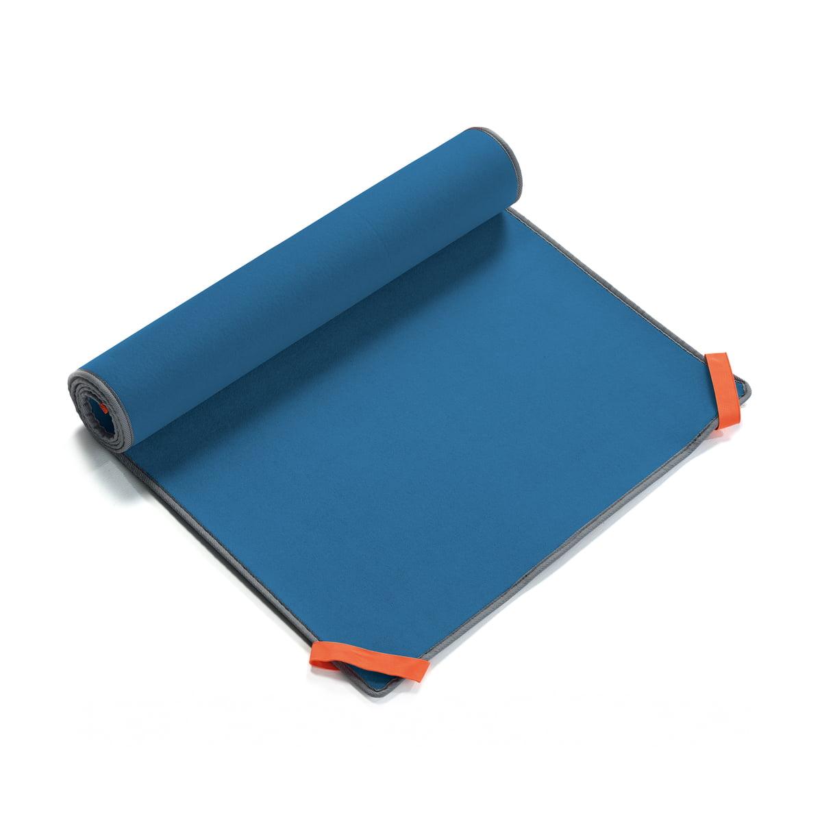 Terra Nation - Tehe Moe Strandmatte, blau
